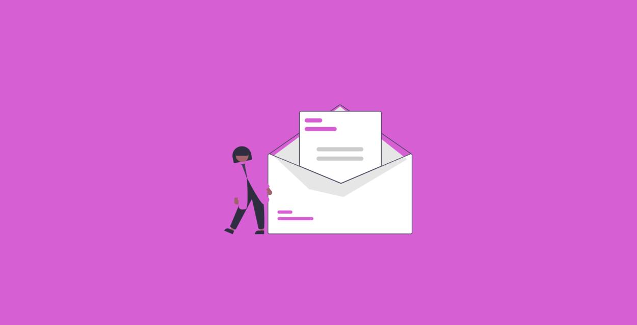 Company newsletter - blog banner